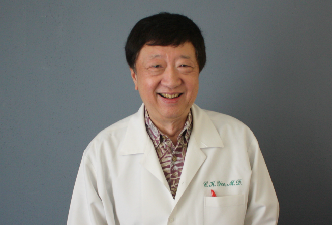 C. K. Yeo, M.D. Medical Director
